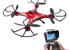 RC Quadcopter Potensic F183DH Drone