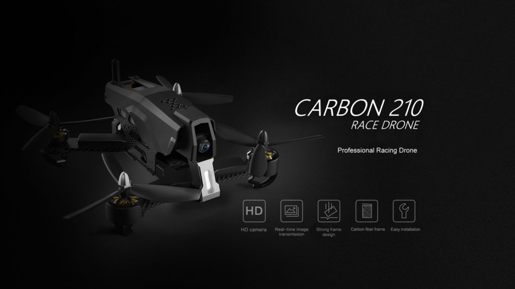 Carbon 210 Racing drone