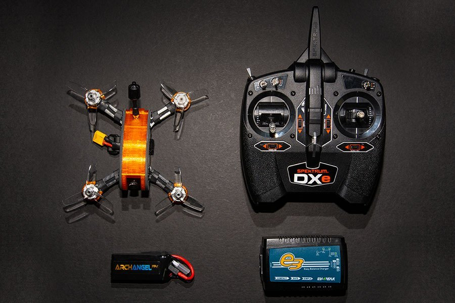 fastest RTF FPV racing quadcopter drones