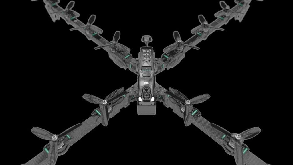 Uvify Draco Drone