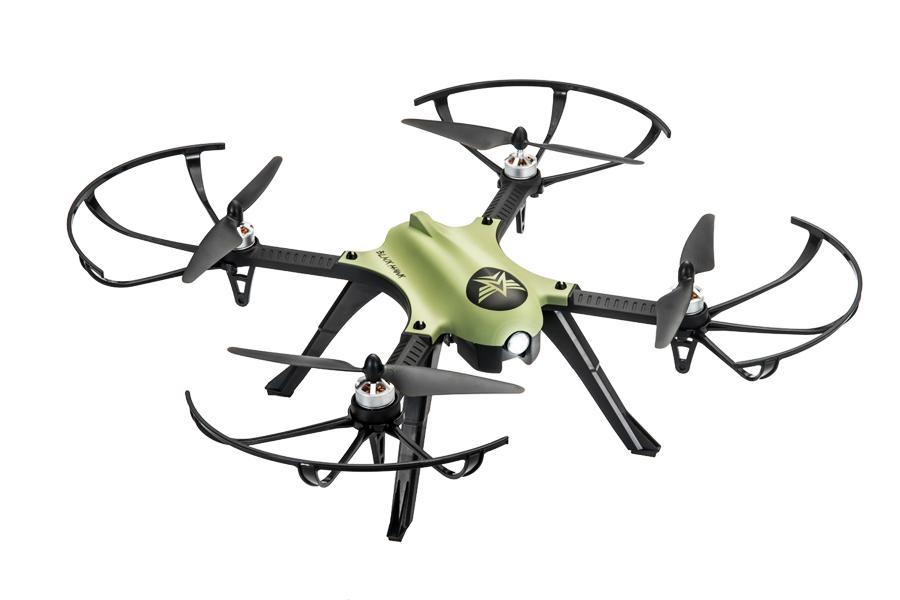 Black Hawk Quadcopter