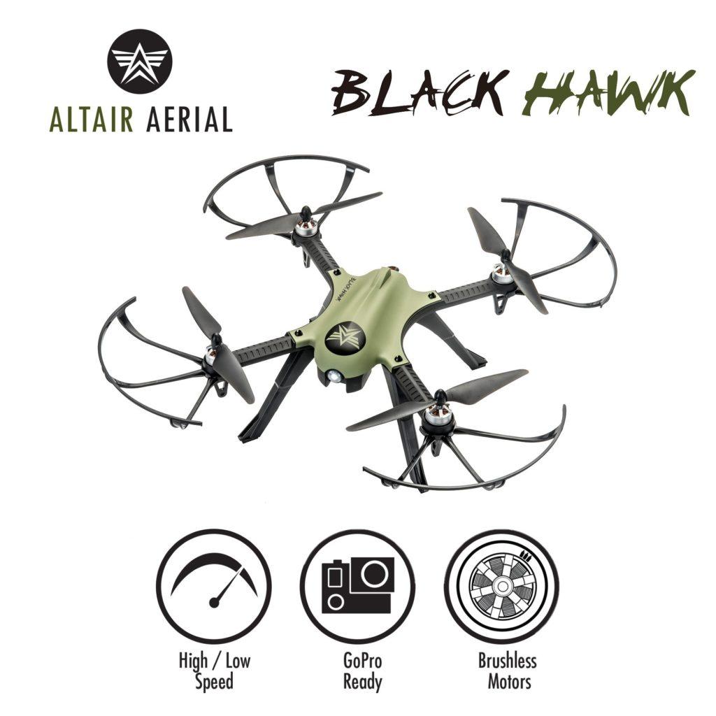 Altair Aerial Black Hawk