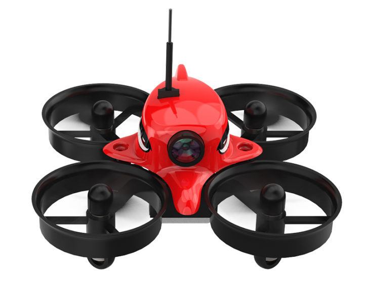 Redpawz R011 equipped with a 120° Wide-angle Camera